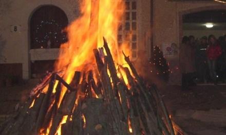 A madonna i' fucarell' una tradizione che resiste da sempre