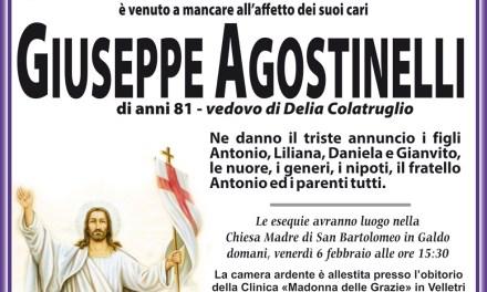Giuseppe Agostinelli