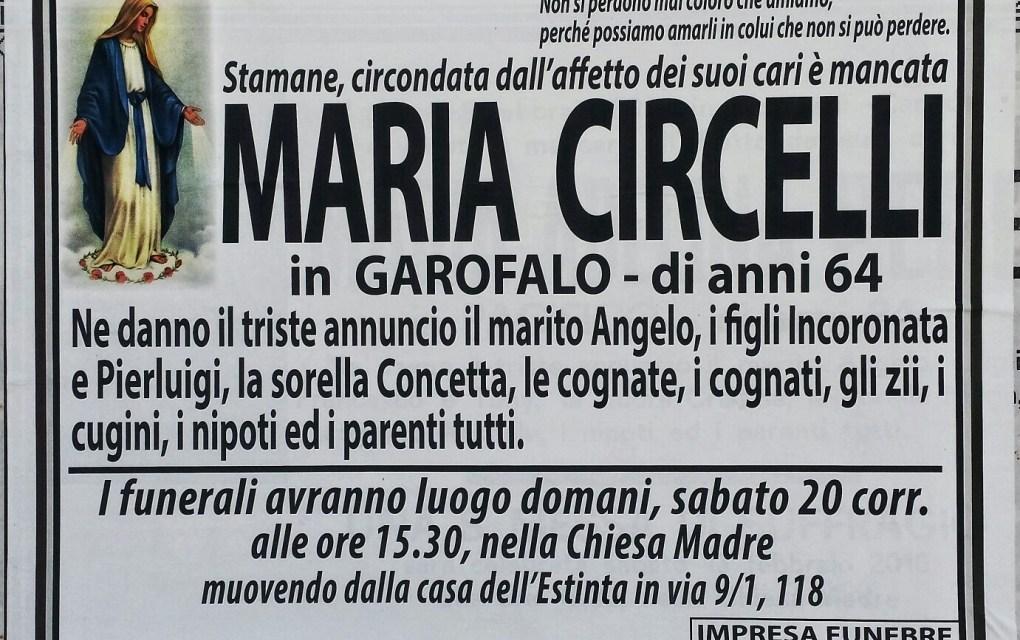 Maria Circelli