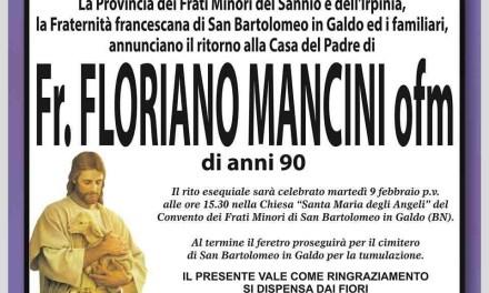 Fr. Floriano Mancini