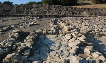 Legambiente Valfortore sul sito archeologico in Calstelvetere VF