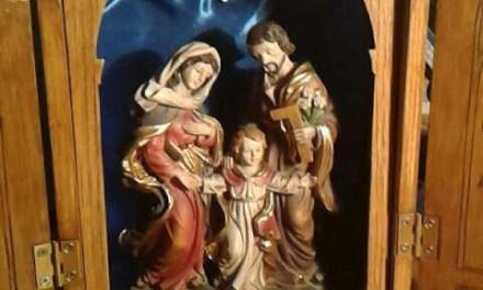 L' artigianato sposa la religione