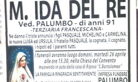 M. Ida Del Re