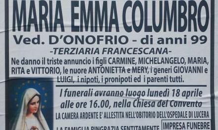 Maria Emma Columbro