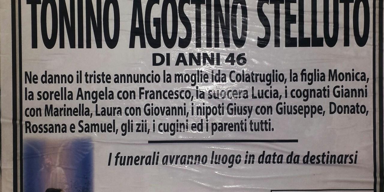 Tonino Agostino Stelluto