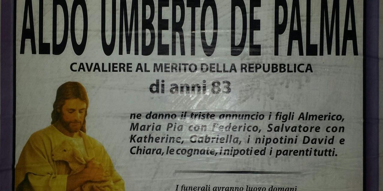 Aldo Umberto De Palma