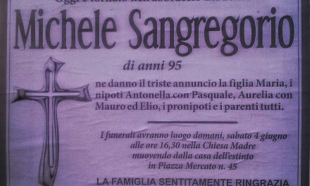 Michele Sangregorio