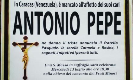 Antonio Pepe