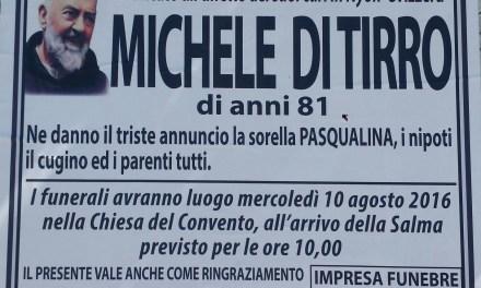 Michele Di Tirro