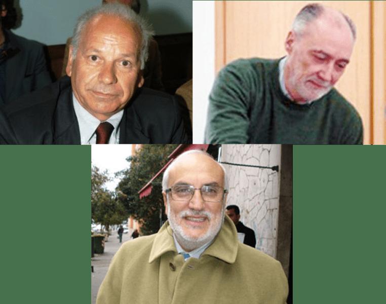 Triade di politici fortorini