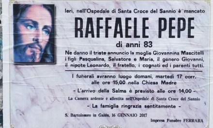 Raffaele Pepe