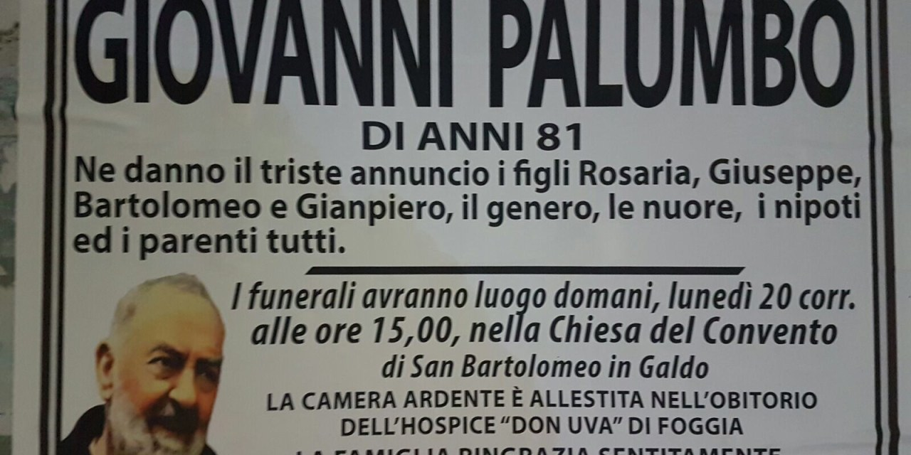 Giovanni Palumbo