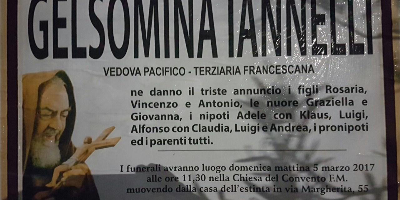Gelsomina Iannelli