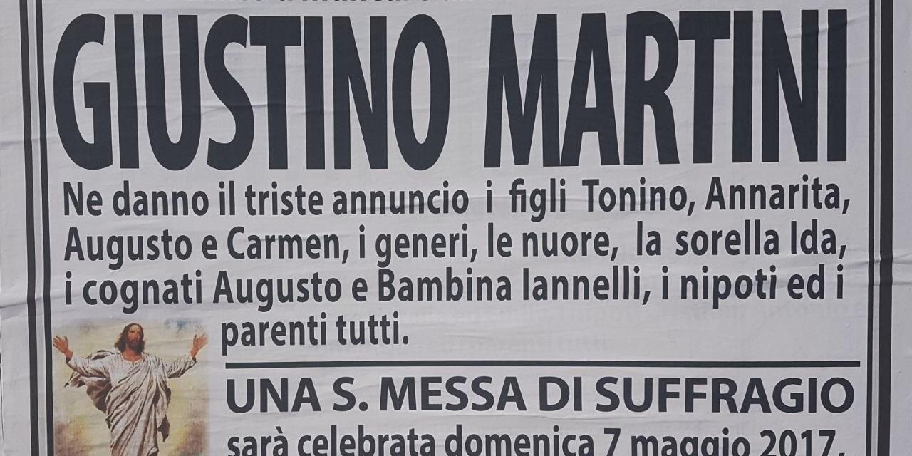 Giustino Martini