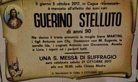 Guerino Stelluto