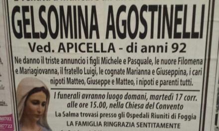 Gelsomina Agostinelli