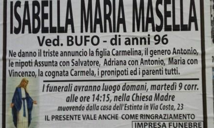 Isabella Maria Masella