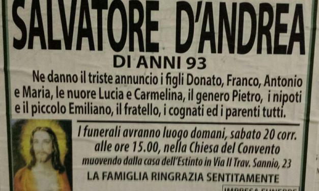 Salvatore D'Andrea