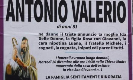 Antonio Valerio