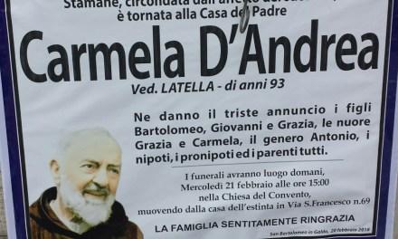 Carmela D'Andrea
