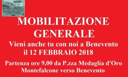 Viabilità negata, Montefalcone si ferma Attività e negozi chiusi per protesta