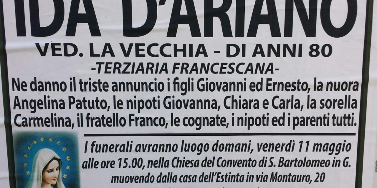 Ida D'Ariano