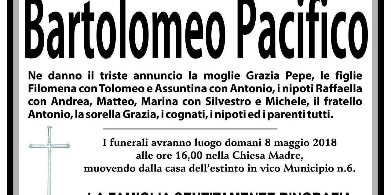 Bartolomeo Pacifico