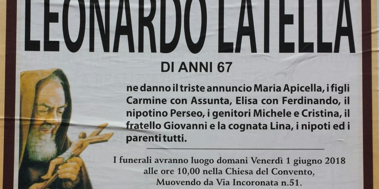Leonardo Latella