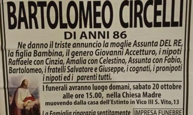 Bartolomeo Circelli