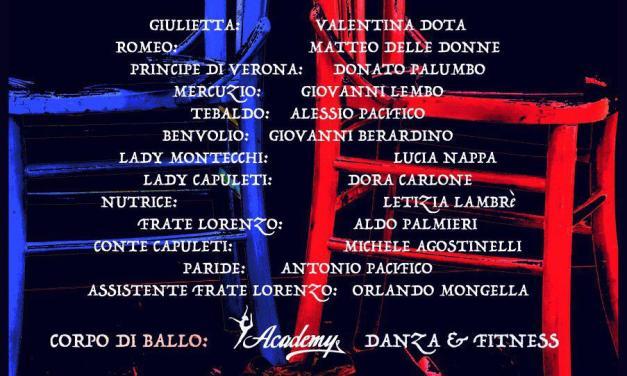Romeo e Giulietta in scena a maggio