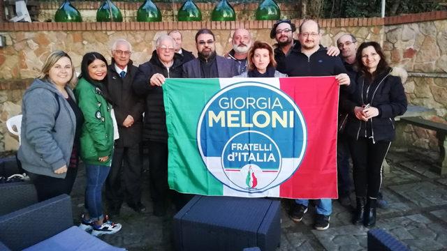 FdI, apre circolo a San Bartolomeo in Galdo. Brancaccio nuovo coordinatore del Fortore