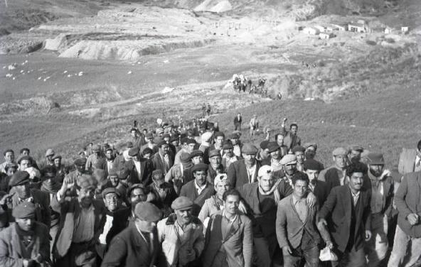 Marcia della fame: San Bartolomeo in Galdo 21 aprile 1793