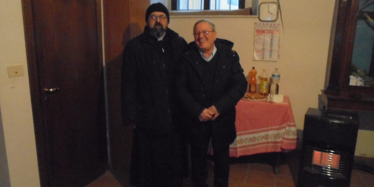 Nuovo Priore in Chiesa Nuova