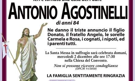 Antonio Agostinelli