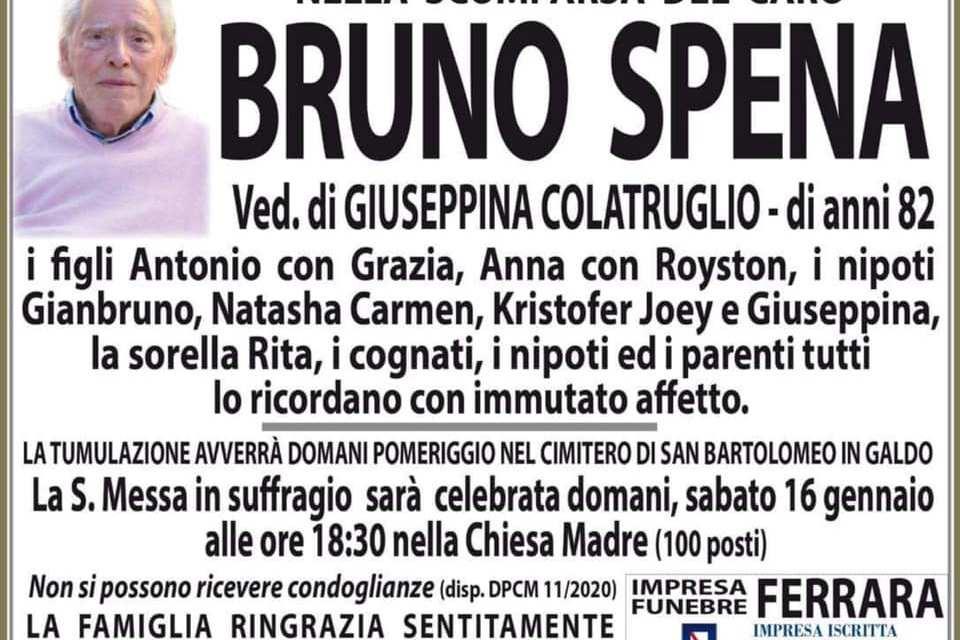 Bruno Spena