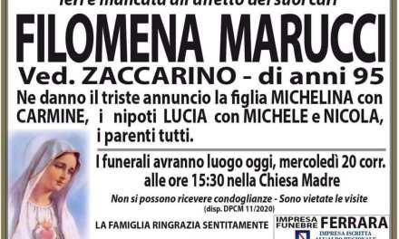 Filomena Marucci