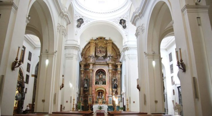 Parroquia de San Bartolomé y San Esteban de Sevilla