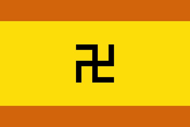 Guna Yala flag