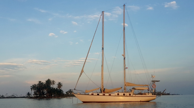 San Blas Islands Boat Tour  Ft Sail Boat
