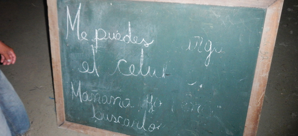 San Blas Spanish school