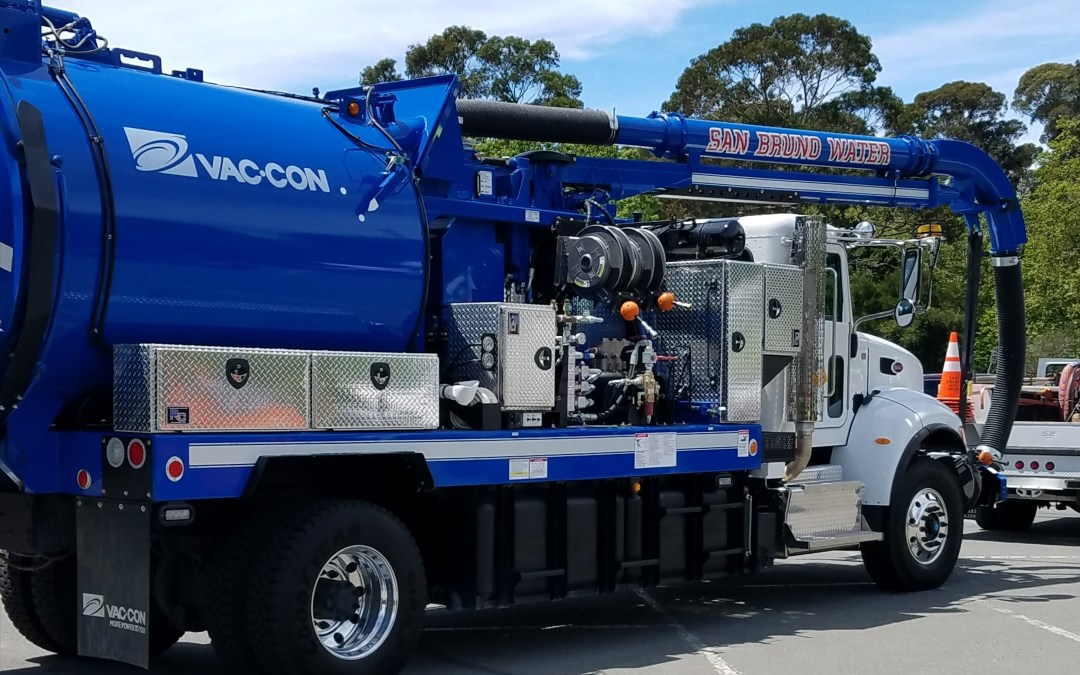 SB Shows Off Their Public Works Department