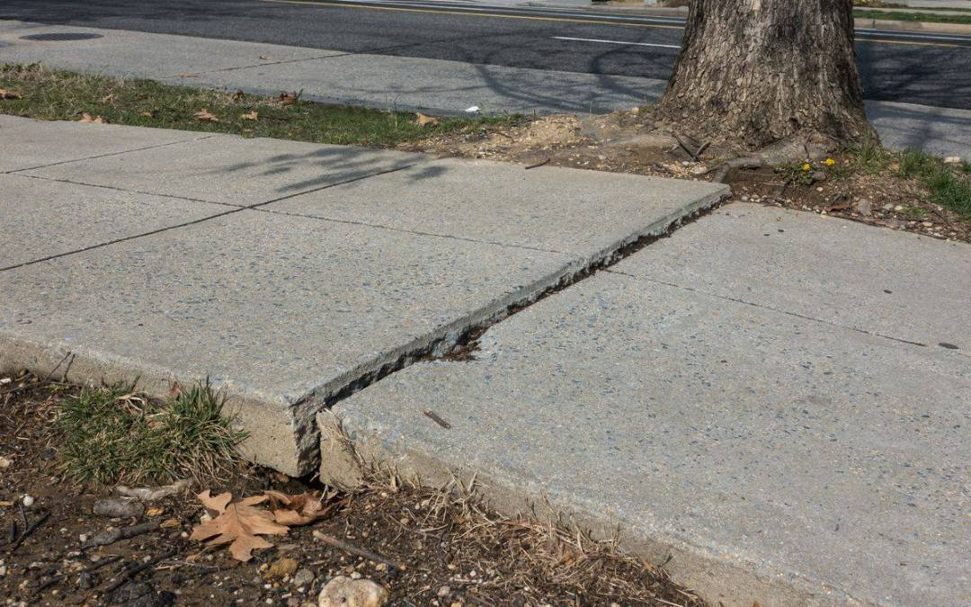 San Bruno Sidewalk Problems?