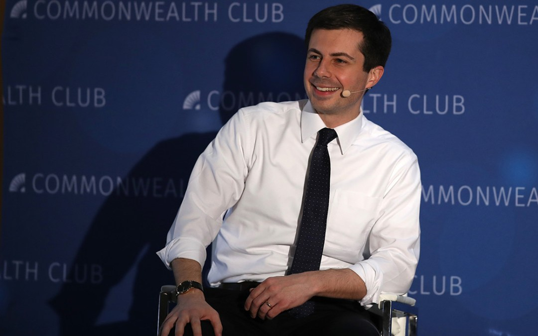Pete Buttigieg – San Bruno could learn from Mayor Pete