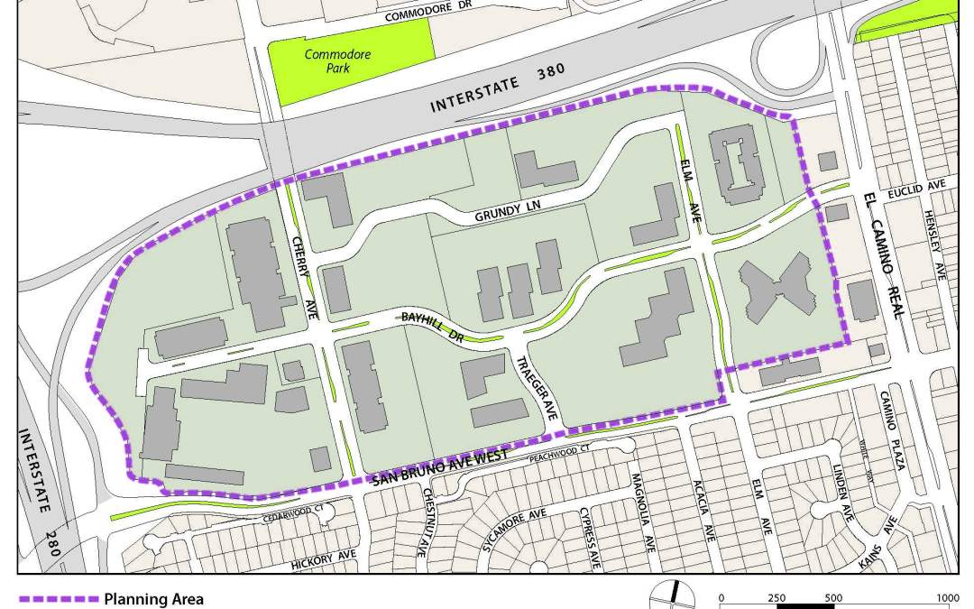 Bayhill Specific Plan Meeting July 30th 7PM @ the Senior Center – 1555 Crystal Springs Road