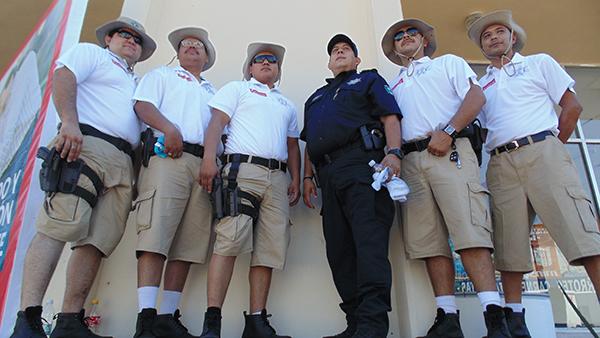 Policia Turistica San Carlos
