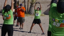 Athletic Club San Carlos Stretching Prerace
