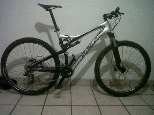 Stolen Bike from Sonoran Sport Center