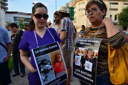 Federal Government Continues to deny role of the state in the dissapperance of the Ayotzinapa 43