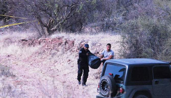 Two more bodies found in San Carlos