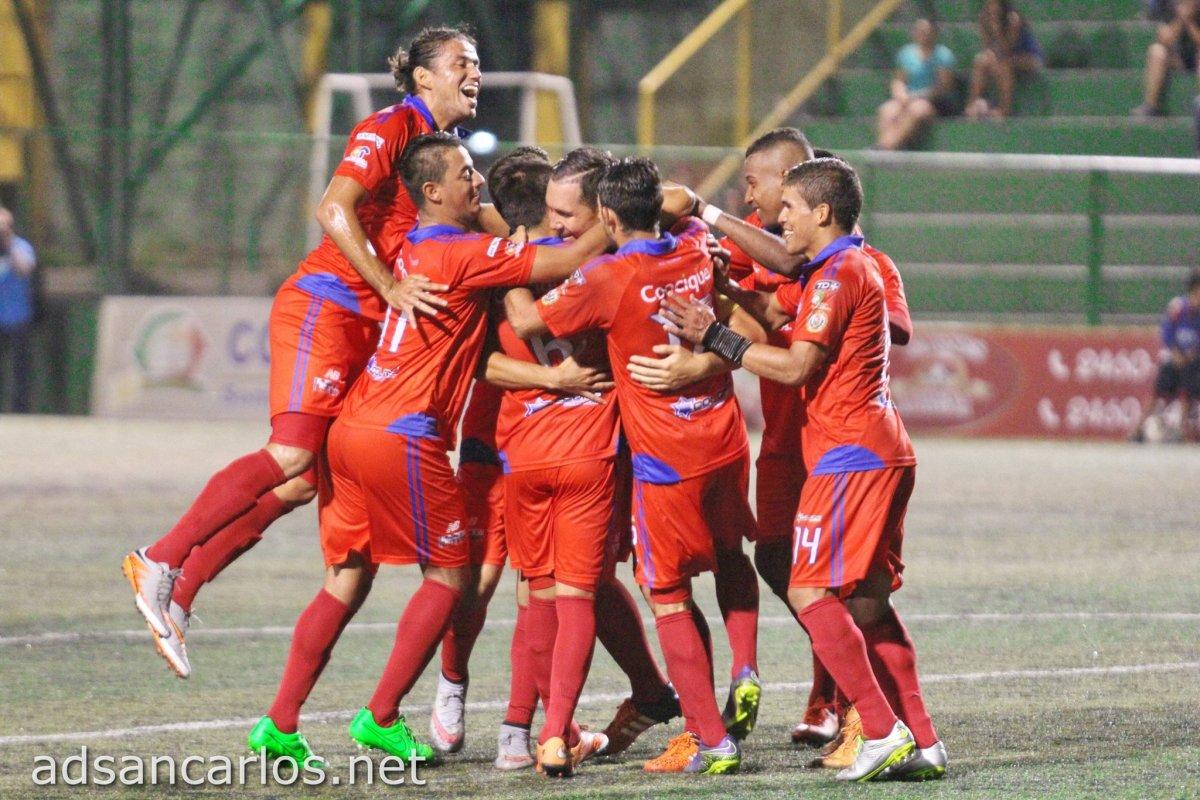 Con un empate en Turrialba, Toros pasarían a semifinales de Segunda División